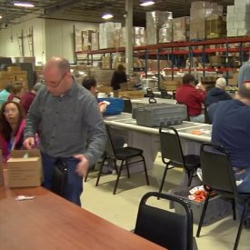 Center Offers Vocational Training for People with Disabilities