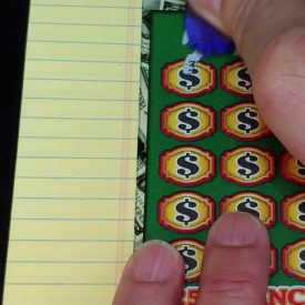BACK FROM VACATION?NJ LOTTERY?QUICKIE
