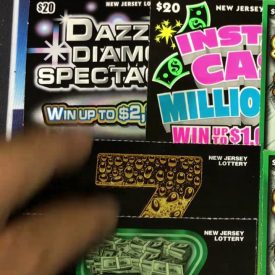 NJ Lottery I Found The 5X $70 Session🍀👍🏻