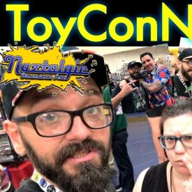 TOY CON NJ 2019 Selling & Buying with friends Awesome Trip!