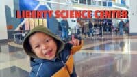 LIBERTY SCIENCE CENTER –Highly Recommended For Families with Kids!!