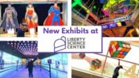 Exploring New Exhibits at the Liberty Science Center: Beyond Rubik's Cube, DC Superheroes, and More!