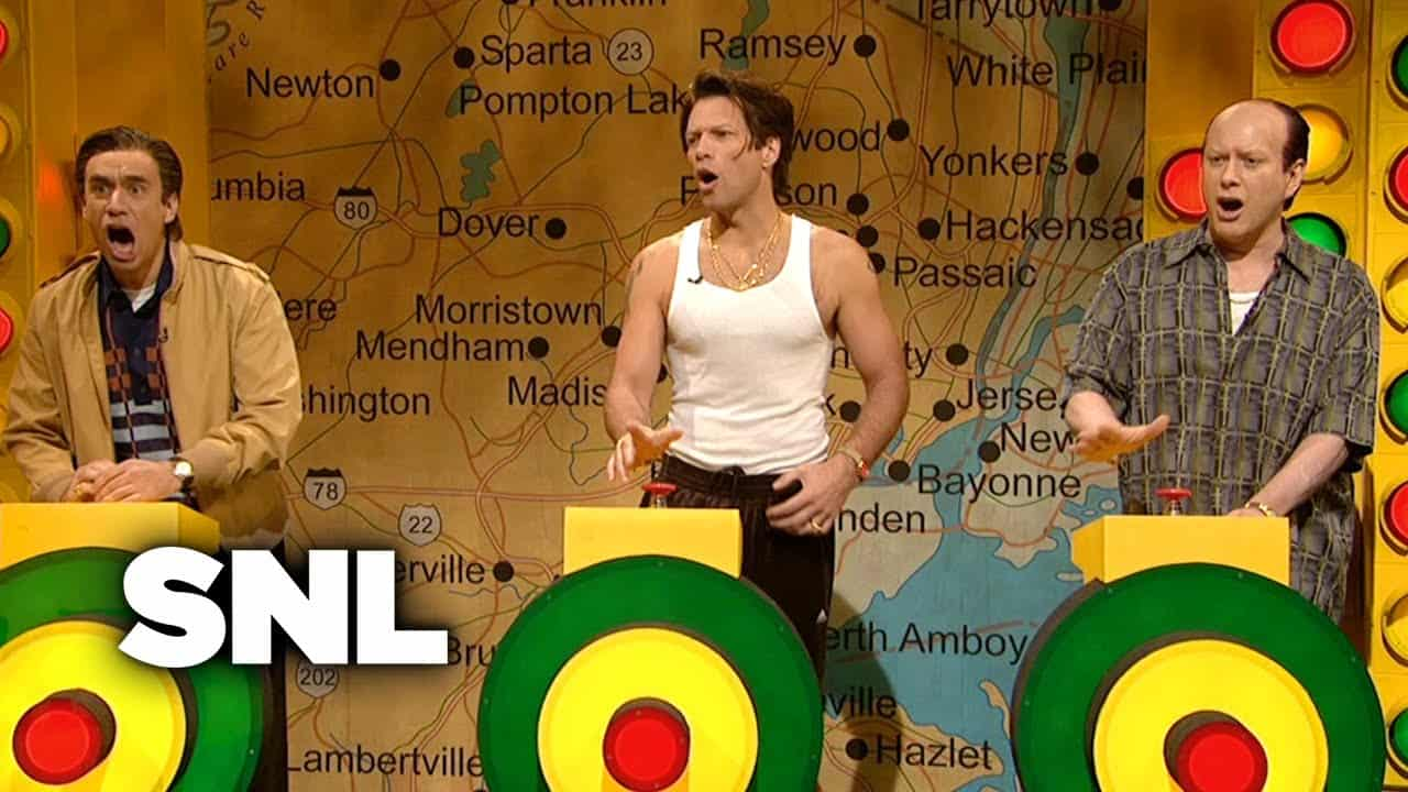 New Jersey Game Show – Saturday Night Live