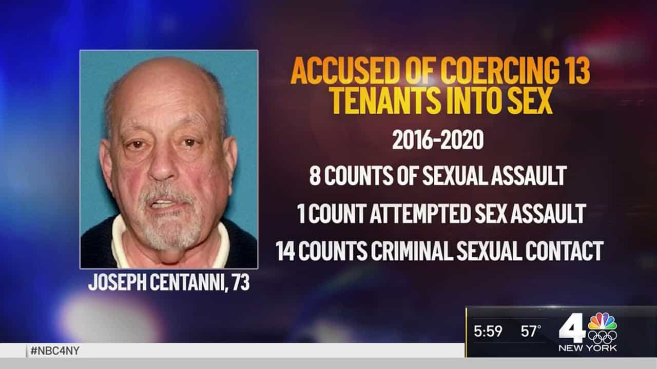New Jersey Landlord Accused of Swapping Sex for Rent Relief   NBC New York