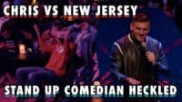 Chris VS New Jersey | Chris Distefano Gets Heckled | Stand Up Comedy