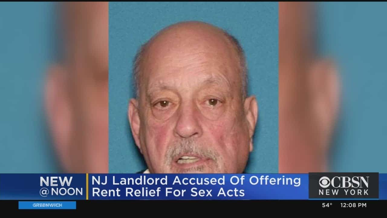 New Jersey Landlord Accused Of Offering Rent Relief In Exchange For Sex Acts