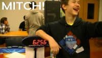 Liberty Science Center 2015 Rubik's Cube Competition