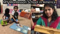 My America Montessori school with Tips and tricks to train a child/Family Traveler(2020) |Tamil VLOG