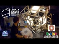 LIBERTY SCIENCE CENTER – A day at Beyond Rubik's Cube
