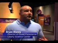 Things to do with kids in NJ: Video tour of Liberty Science Center in Jersey City!