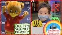 Liberty Science Center New Jersey with Babytown