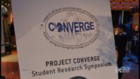 Project CONVERGE science symposium at Liberty Science Center