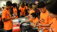 2013 Rubik's Cube Open at Liberty Science Center