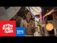 Beyond The Cube Exhibition | Liberty Science Center