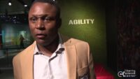 Barry Sanders Visits Gridiron Glory at Liberty Science Center