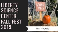 Liberty Science Center Fall Fest 2019