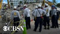 New Jersey Task Force 1 assists in Surfside condo collapse recovery effort