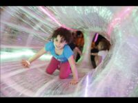 Space Party 2015 at Liberty Science Center with TapeScape