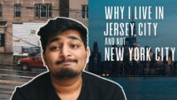 Choosing to live in Jersey City over New York City