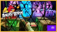 How I went to play in Angry Birds in Liberty Science Center