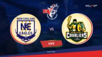 New England Eagles vs New Jersey Somerset Cavaliers | Minor League Cricket Championship 2021