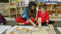From Concrete to Abstract—The Montessori Math Approach