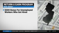 New Jersey Offering $500 Bonus To Unemployed Residents Who Get Hired