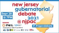New Jersey governor's race debate 2021