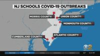 COVID Outbreaks Reported In Schools Across New Jersey