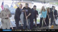Groundbreaking Held For Liberty Science Center Expansion