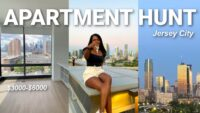 Apartment Hunt in NYC/Jersey City | What You Can Get For $4,000 a Month