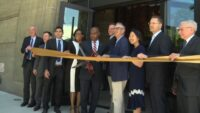 Grand opening in downtown Newark may augur gentrification