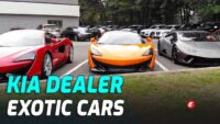 The Kia Dealership In New Jersey With The Huge Exotic Car Inventory